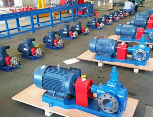 NYP内转子泵