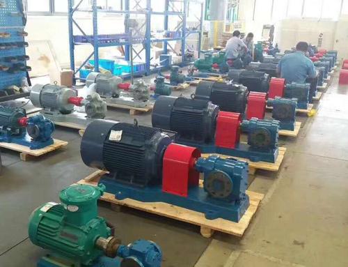 2CY齿轮油泵 润滑油泵