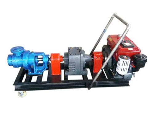NYP柴油机驱动高粘度泵