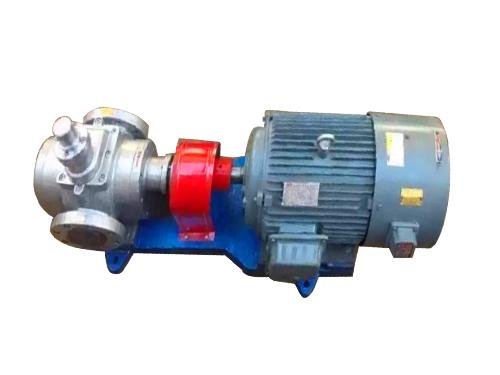 YCB8-10-12-不锈钢齿轮泵