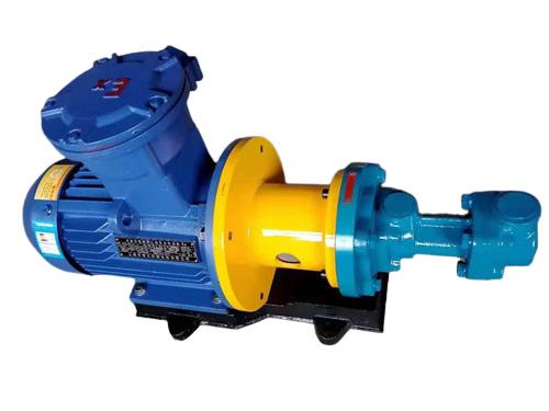 磁力三螺杆泵