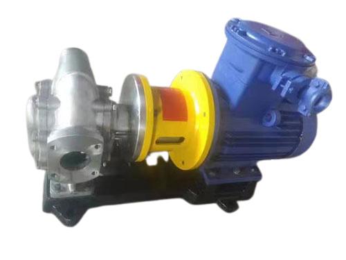 KCB300不绣钢磁力泵