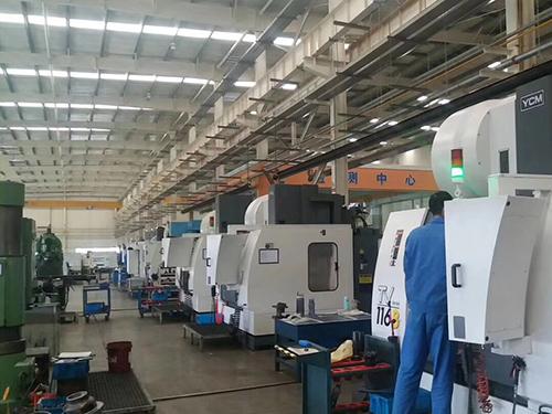 上海衡屹泵业公司场景3